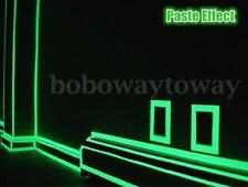 Luminous Glow In The Dark Sticker Dark Tape Safety Maker 25mm x 10m