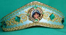 DISNEY PARKS PRINCESS JASMINE COSTUME TIARA ALADDIN JASMINE TIARA CROWN NEW