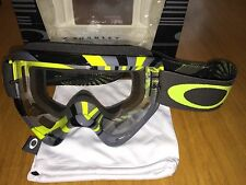 2016 Oakley O Frame RPM Gunmetal Motocross Goggle KTM CRF YZF KXF Free UK Post