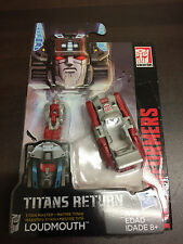 Transformers Titans Return Titan Master Loudmouth NEW