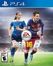 FIFA 16 - Standard Edition - PS4 (Sony PlayStation 4, 2015) Brand New