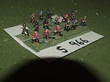 15mm 7YW & AWI French Indian Wars 15 Infantry (SV966)