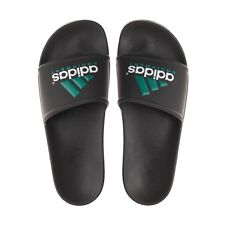 ADIDAS ORIGINALS ADILETTE EQUIPMENT SLIDES FLIP FLOPS MEN'S SIZE 9 BLACK S78691