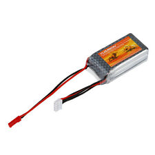 FLOUREON 1000mAh 11.1V 3S 25C Lipo RC Battery for Helicopter Airplane Car Boat