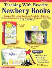 Teaching with Favorite Newbery Books : Engaging Discussion Questions,...