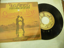 "UDO JURGENS""SUMMER LOVE- disco 45 giri DERBY It 1979"" NUOVO"