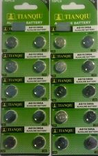 50 AG10 389 LR54 SR54 SR1130W 189 1130 Alkaline Button Cell Watch Battery F /SH