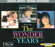 Music from the Wonder Years 1988-93 Television Series
