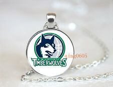 Phoenix Coyotes hockey NHL Glass Cabochon Chain Pendant Necklace Jewelry