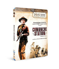 Comanche Station NEW Classic Blu-Ray Disc B. Boetticher Randolph Scott N. Gates