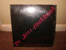 """THE JAZZ COOKBOOK - YOU GET THE BEST OF ME 10"""" PRIVATE PRESS JAZZ IN SHRINK EX"""