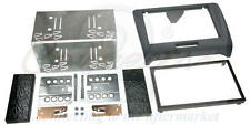 Audi TT Mk2 06 on 8J Black Double Din Car Stereo Fitting Kit Facia CT23AU05