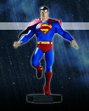 DC Comics ALL Star SUPERMAN DVD ANIMATION MAQUETTE STATUE New!! JUSTICE LEAGUE