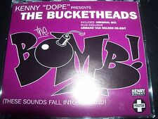 The Bucketheads – Kenny Dope The Bomb (These Sounds Fall Into MY Mind) Au CD