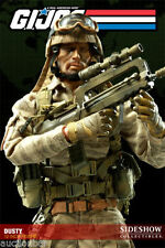 "Sideshow Ltd Ed Exclusive Version: GI Joe - 1/6 Scale DUSTY 12"" Figure, NEW"