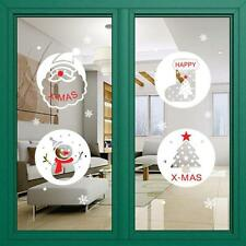 Christmas Wall Sticker Decoration Decal Window Door Stickers Home Decor 2015 New