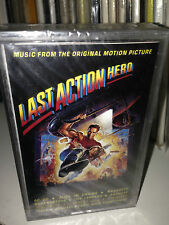 LAST ACTION HERO MUSICASSETTA/K7 SIGILLATA/SEALED AC/DC TESLA MEGADETH ANTHRAX