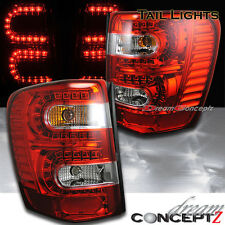 1999-2004 JEEP GRAND CHEROKEE L.E.D. TAIL LIGHTS LED RED LAREDO LIMITED OVERLAND