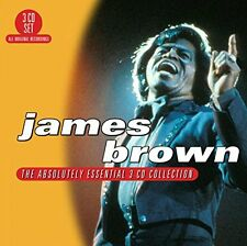 James Brown - Absolutely Essential 3CD Collection (2016)  NEW/SEALED  SPEEDYPOST