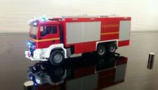 Faller Car System  Herpa Feuerwehr TGS MAN  26 Leds  Sound Magnetsenor