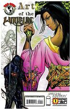 ART OF THE WICHBLADE #1 TOP COW 2006 Marc Silvestri, Michael Turner, Adam Hughes