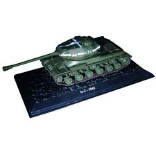 RUSSIAN JOSEF STALIN  IS-2 HEAVY TANK -- RARE ALTAYA 1/72 DIECAST GREAT PREBUILT