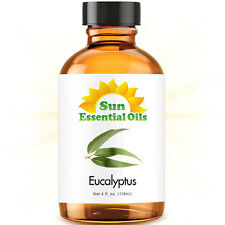 Eucalyptus ESSENTIAL OIL 4 oz FOR AROMATHERAPY ALL fragrances [FREE SHIPPING]