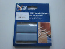 2 x Allround Glider 1x3 9/10 in out PTFE, Parquet, glider, Furniture glider