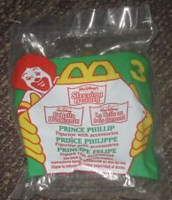 1996 Sleeping Beauty McDonalds Happy Meal Toy - Prince Phillip #3