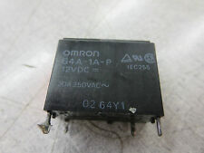 Omron G4A-1A-P 12VDC 20A/250VAC Relay Pack of 10 9102ab1