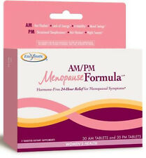 AM/PM Menopause Formula - 60 Tablets - Enzymatic Therapy