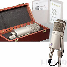 Neumann U47 FET Collector's Edition Large-diaphragm Condenser Mic + EXTRAS 2DAY!