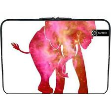 "1139 - Funda de neopreno MacBook / portatil 15.6"" pulgadas - elefante rosa"