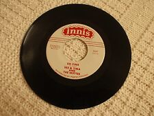IKE & TINA AND THE IKETTES  SO FINE/SO BLUE OVER YOU  INNIS 6667 M-