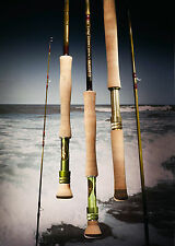 G Loomis CrossCurrent Saltwater Fly Rod FR1088-4 CC 9' 8wt 4pc