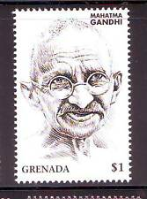 Grenada - MNH stamp on Mahatma Gandhi - 1998 issue