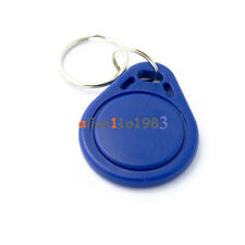 50PCS RFID IC Key Tags Keyfobs Token NFC TAG Keychain 13.56MHz for Arduino
