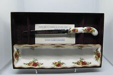 Royal Albert Old Country Roses Desk Set Boxed British