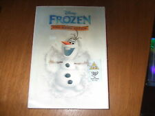 frozen sing a long edtion,free postage uk