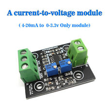 Current to Voltage 4-20mA To 0-3.3V Conversion Sensor Module Only Module