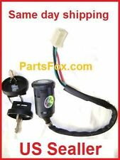 Ignition Key Switch Taotao 50cc 70cc 90cc 110cc 125 ATV Dirt Bike Scooter 4 wire