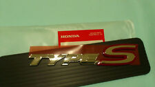 JDM Genuine Honda Accord Type s Emblem 08~13 New CU2 CU1