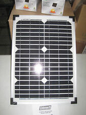 Coleman 25 Watt 12 Volt  Crystalline Solar Panel 12V 25W WEEKEND SPECIAL