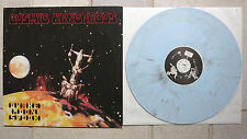Cosmic Kangaroos ‎– Quake Moon Spook   Blue-White Marbled  Vinyl  LP