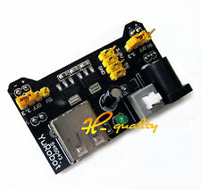 5pcs MB102 Breadboard Power Supply Module 3.3V 5V For Solderless Breadboard