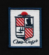 Vintage Style Chris Craft Boat Collectors Patch
