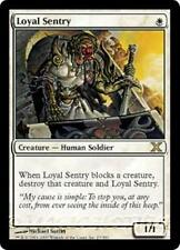 LOYAL SENTRY Tenth Edition MTG White Creature — Human Soldier RARE