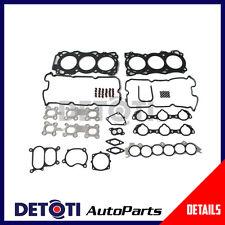 Fits: 02-09 Nissan Maxima /Infiniti I35 3.5L V6 Eng. Code VQ35DE Head Gasket Set
