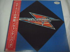 VANDENBERG-same JAPAN 1st.Press w/OBI PROMO Scorpions Whitesnake Iron Maiden