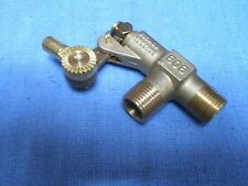 """R400 1/2"""" Male NPT Brass Float Valve Robert or Bob Control Devices USA New"""